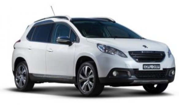 Peugeot 2008 Outdoor 1.6L Price in Nepal
