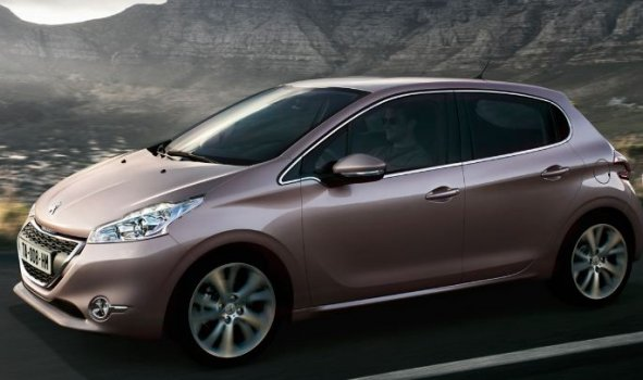 Peugeot 208 Allure Price in Kuwait