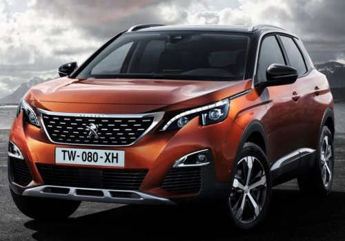 Peugeot 3008 Active Price in Kuwait