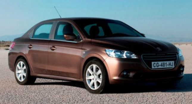 Peugeot 301 1.6L Price in Kuwait