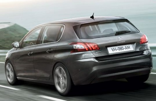 Peugeot 308 1.2L  Active Allure  Price in Kuwait