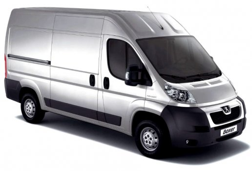 Peugeot Boxer Active Price in Greece