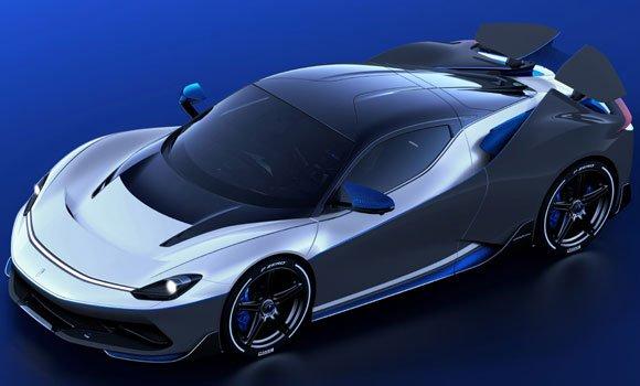 Pininfarina Battista Anniversario 2021 Price in France
