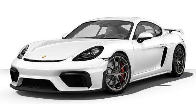 Porsche 718 Cayman GTS 4.0 2020 Price in Kuwait