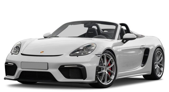 Porsche 718 Spyder 2020 Price in China