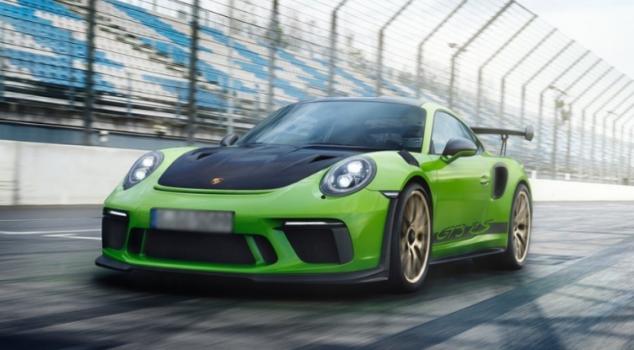 Porsche 911 Carrera 2019 Price in Hong Kong