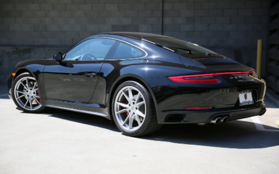 Porsche 911 Carrera 4S 2018 Price in Hong Kong