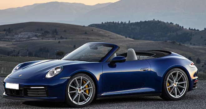 Porsche 911 Carrera 4S Cabriolet 2020 Price in India