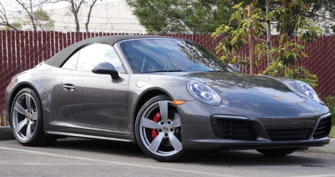 Porsche 911 Carrera 4s Cabriolet 2019 Price in Egypt