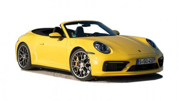 Porsche 911 Carrera S 2023 Price in Romania