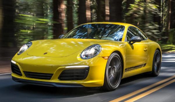 Porsche 911 Carrera T 2018 Price in Kuwait