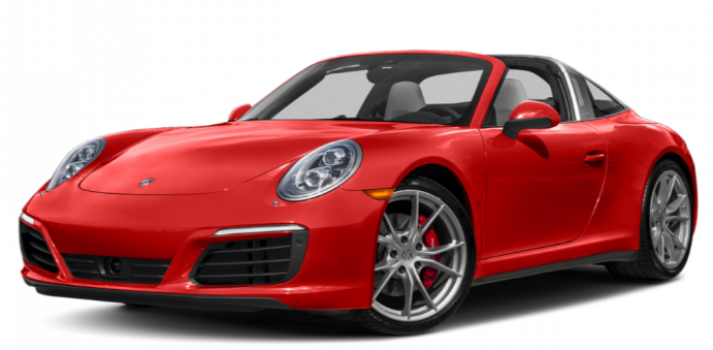 Porsche 911 Targa 4 2019 Price in India