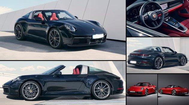 Porsche 911 Targa 4 2021 Price in USA