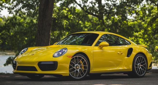 Porsche 911 Turbo 2019 Price in Kuwait