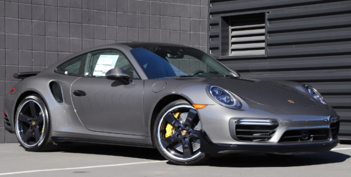 Porsche 911 Turbo S 2019 Price in Japan