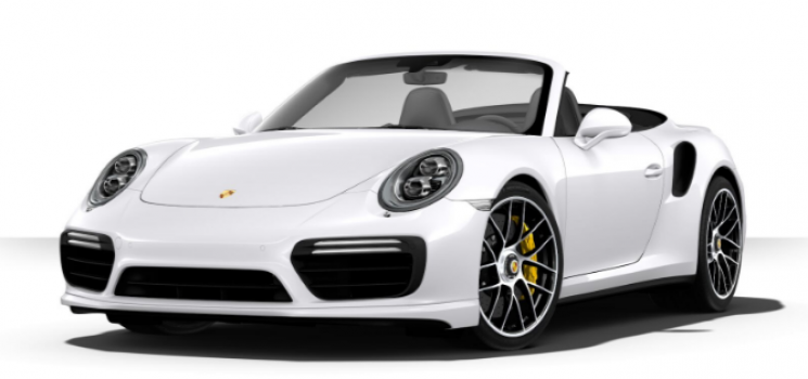Porsche 911 Turbo S Cabriolet 2019 Price in Hong Kong
