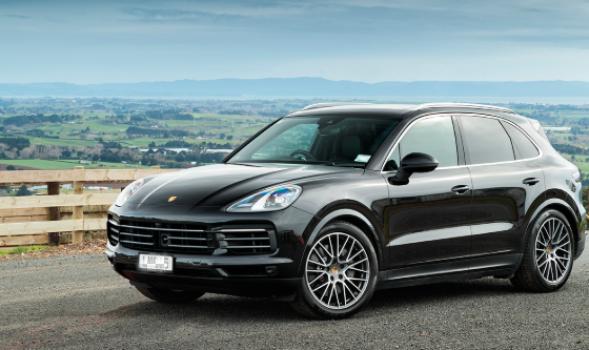 Porsche Cayenne S 2018 Price in Canada