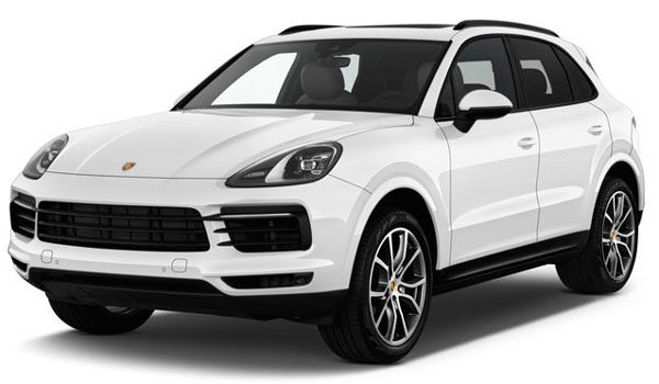 Porsche Cayenne Turbo AWD 2020 Price in Hong Kong
