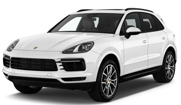 Porsche Cayenne Turbo Coupe AWD 2020 Price in India