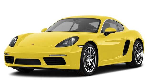 Porsche Cayman Coupe 2020 Price in Canada