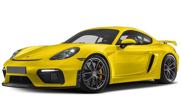 Porsche Cayman GT4 Coupe 2020 Price in India