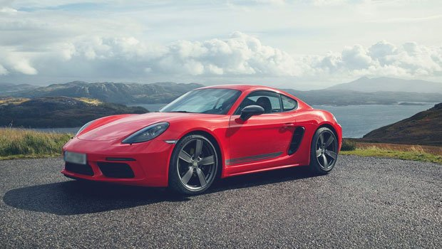 Porsche Cayman T Coupe 2020 Price in India