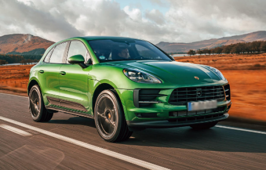 Porsche Macan 2019 Price in Macedonia