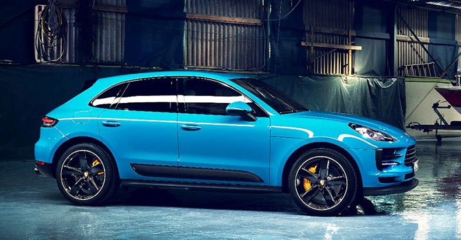 Porsche Macan 3.0 Twin Turbo V6 2019 Price in Canada