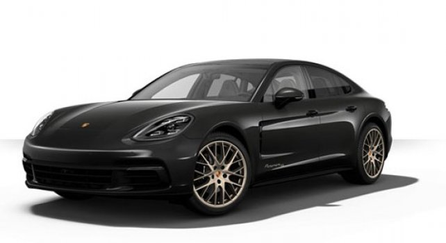 Porsche Panamera 4 10 Years Edition 2020 Price in India