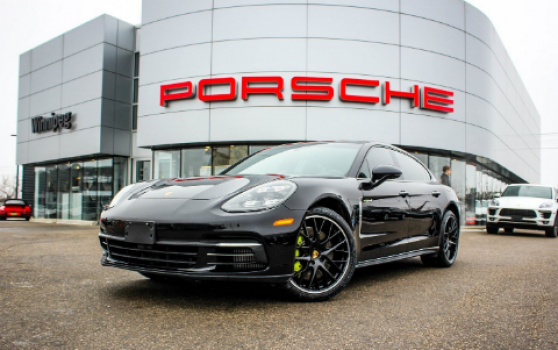 Porsche Panamera 4 Executive 2018 Price in Oman