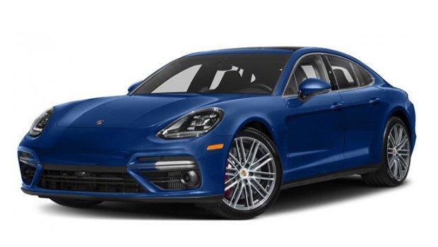 Porsche Panamera Turbo 2020 Price in Canada