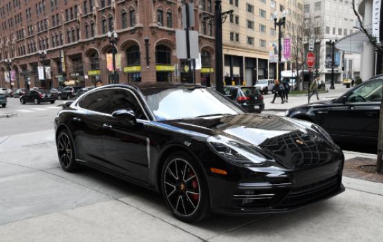 Porsche Panamera Turbo Executive 2018 Price in Hong Kong