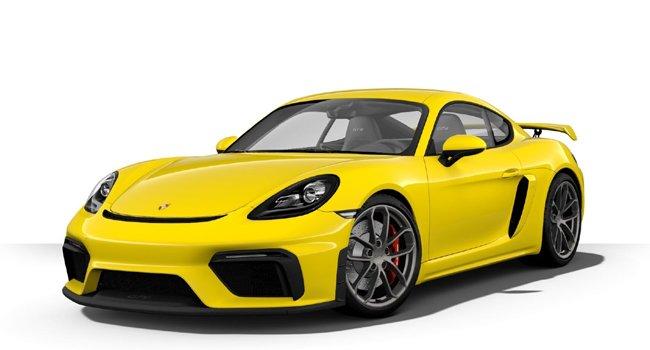 Porsche 718 Cayman GT4 2022 Price in Thailand