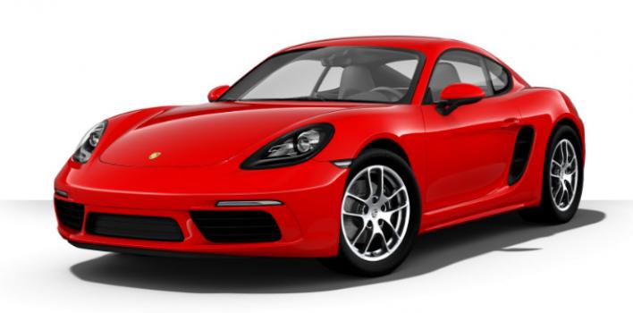 Porsche 718 Cayman PDK (Automatic) Price in Canada