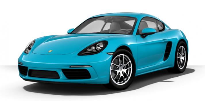 Porsche 718 Cayman S PKD (Automatic) Price in Malaysia