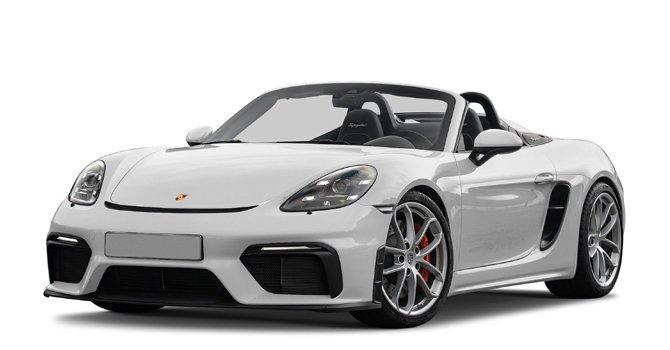Porsche 718 Spyder 2022 Price in Greece