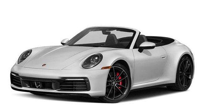 Porsche 911 Carrera 4 Cabriolet 2022 Price in Egypt