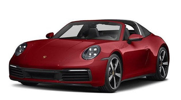 Porsche 911 Targa 4 2022 Price in Iran