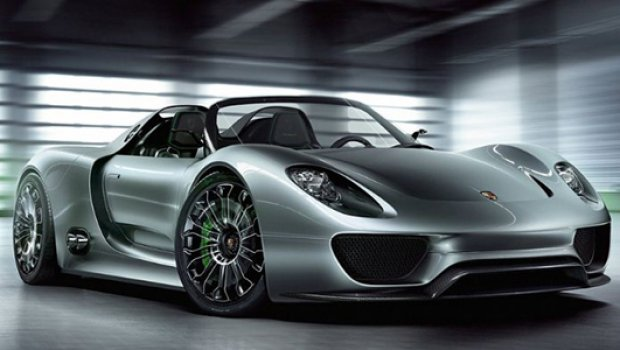 Porsche 918 Spyder Price in Russia