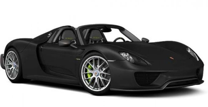 Porsche 918 Spyder Weissach  Price in Qatar