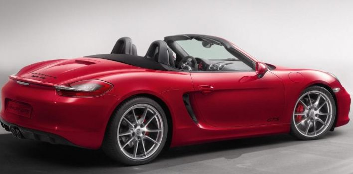 Porsche Boxster GTS PDK 3.4 (A) Price in South Africa