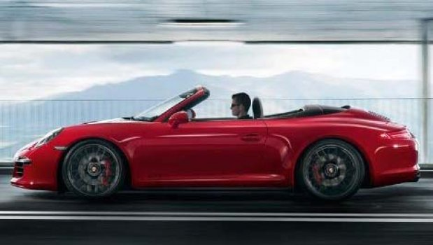 Porsche Carrera 911 GTS Cabriolet PDK 3.8 A Price in Egypt