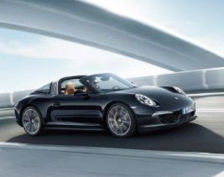 Porsche Carrera / 911 Targa 4S 3.8 (M) Price in Hong Kong