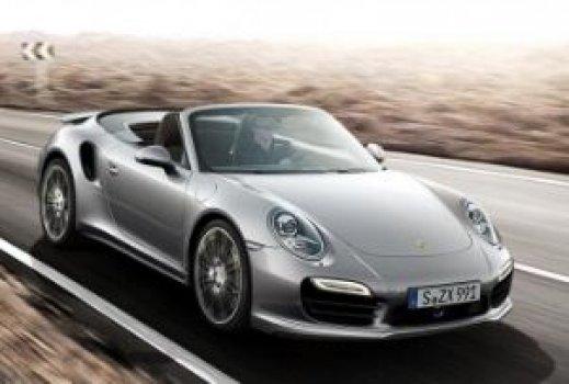 Porsche Carrera / 911 Turbo Cabriolet PDK 3.8 (A) Price in Hong Kong