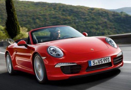 Porsche Carrera / 911 Cabriolet 3.4 (M) Price in Norway