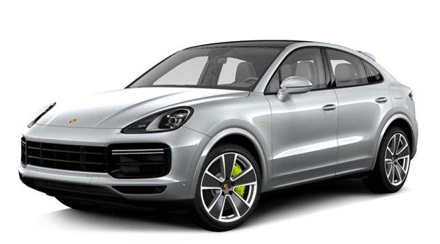 Porsche Cayenne E-Hybrid Coupe 2022 Price in Greece