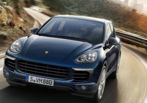Porsche Cayenne S 3.6 A Price in South Korea