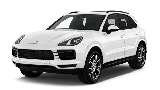 Porsche Cayenne Turbo 2021 Price in China