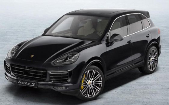 Porsche Cayenne Turbo S 4.8 A Price in China
