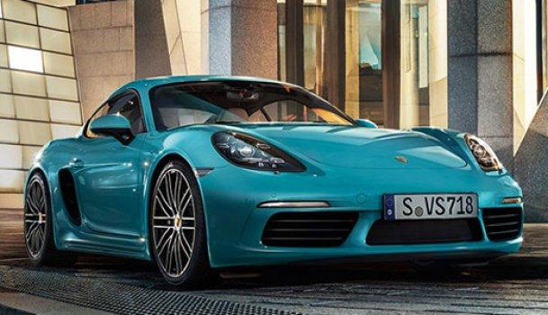 Porsche Cayman 718 Price in Kuwait
